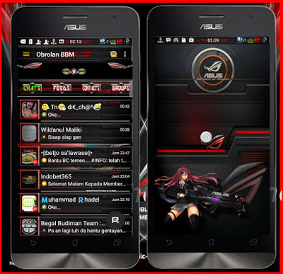 "BBM MOD ""SPECIAL EDITION"" REPUBLIC OF GAMER V2.9.0.51 Apk"