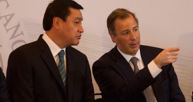 Osorio Chong renunciaría a ser candidato del PRI en 2018, más posibilidades para Meade