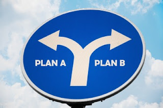 Create Plan B When Your Plan Does Not Work