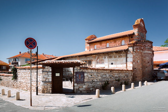 Несебр, Болгария 2015 ©️ Павел Осипов