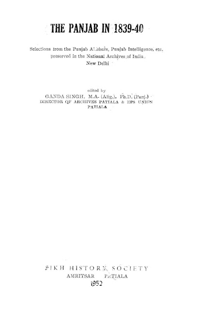 http://sikhdigitallibrary.blogspot.com/2018/05/the-panjab-in-1839-40-selections-from.html