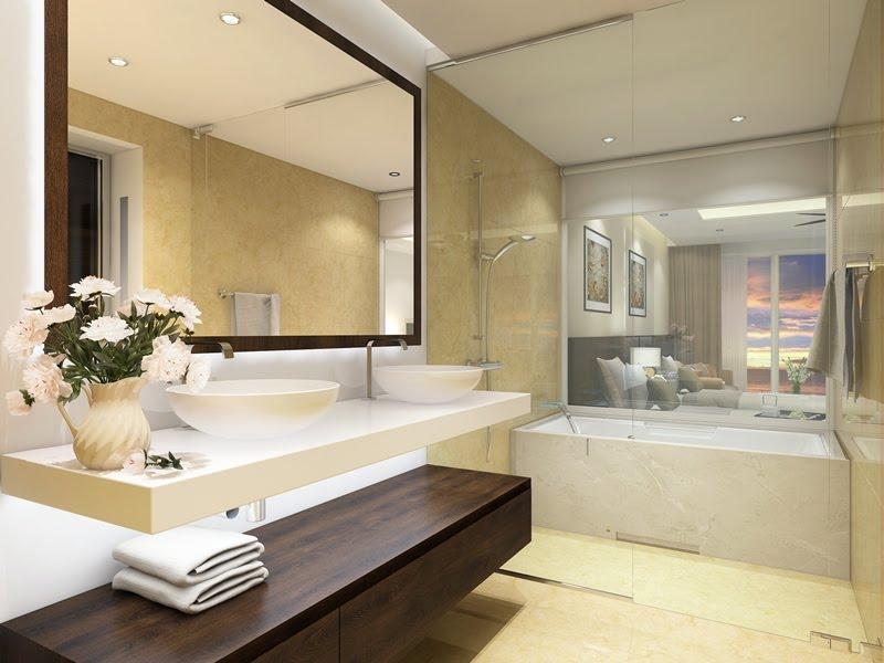Nhà mẫu Condotel Ariyana Beach Resort & Suite Đà Nẵng