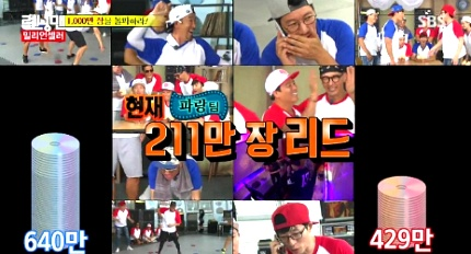 Lingy's Soul Searching: Running Man Epi 261- 5th Year
