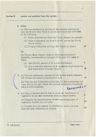 Geography A Level Paper 1977