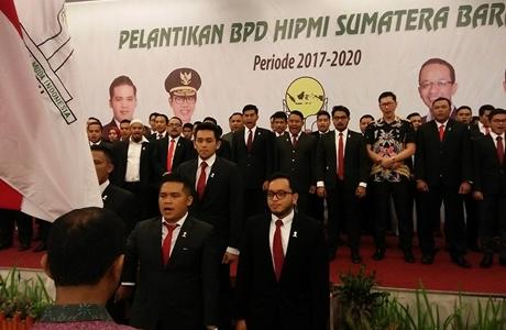 Iqra Chissa Tersangka, Pelantikan BPD Sumbar Hanya Dihadiri Staf Ahli Gubernur