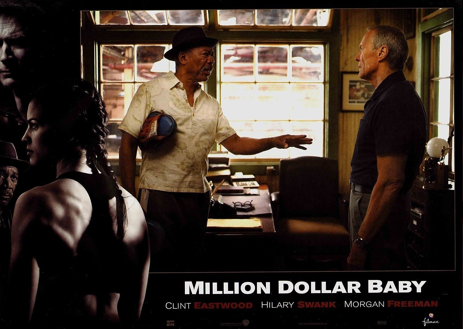 million dollar baby by clint eastwood