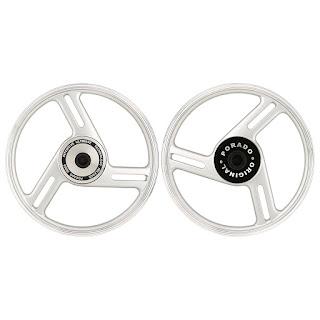 Rado alloy wheels for bullet price