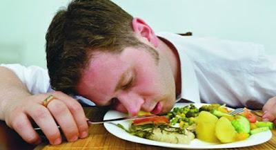19 Dampak Buruk Habis Makan Langsung Tidur