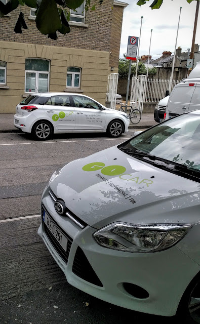 GoCars in Dublin