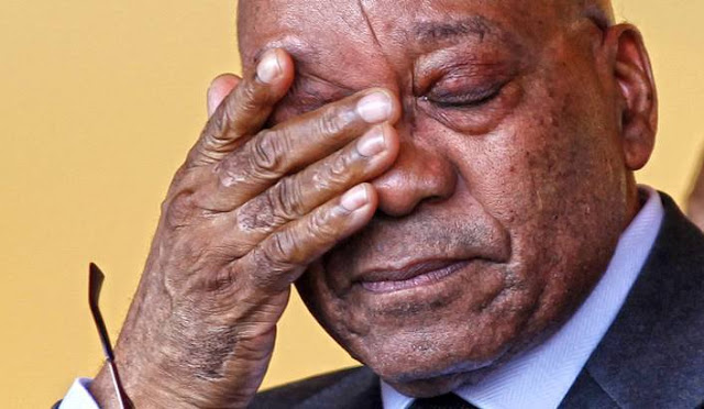President S Keepers 5 Damaging Allegations Against Zuma