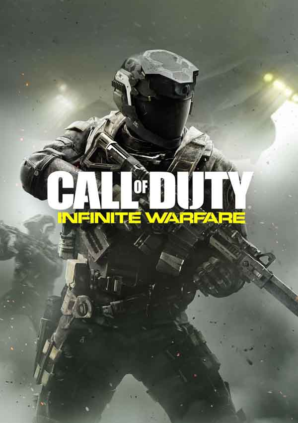 Call of Duty Infinite Warfare Download Cover Free Game