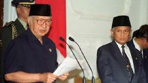 21 Tahun Reformasi, 21 Mei 1998 Soeharto Mundur Setelah Tak Dipercaya Rakyat
