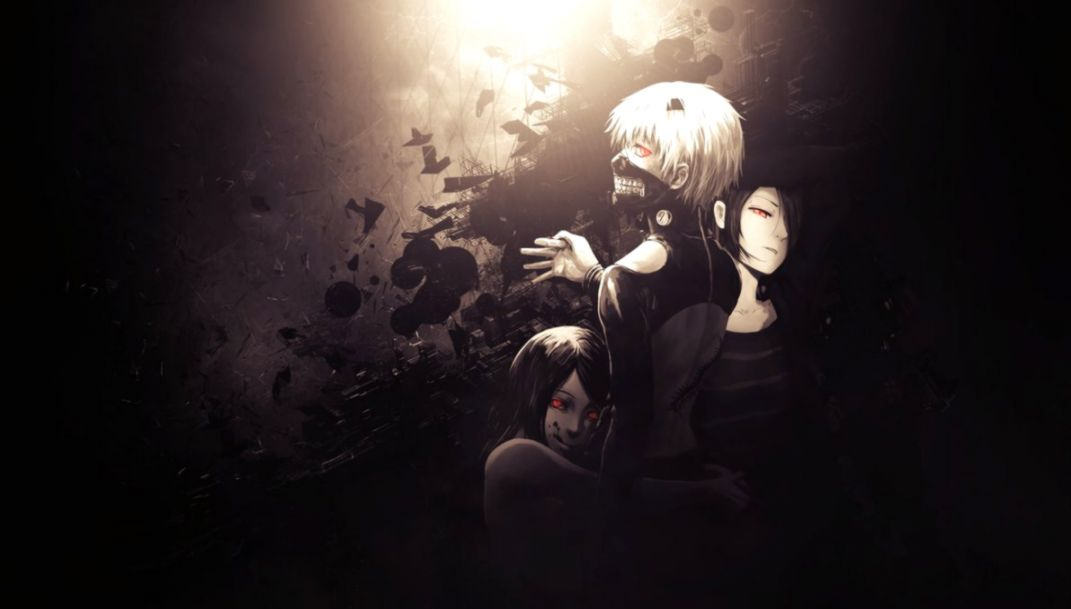 Tokyo Ghoul Japan Anime Wallpaper Wallpapers No Limit