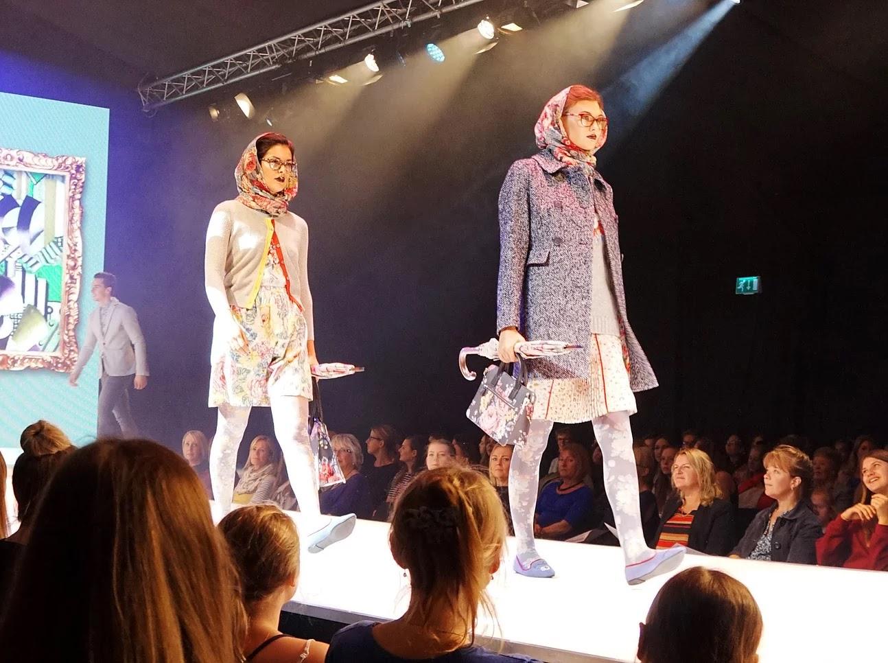 Bristol Fashion Week AW16 fashion trend - mismatch
