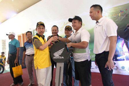 Turnamen Golf, Ajang Tingkatkan Kemampuan Pegolf Sumsel