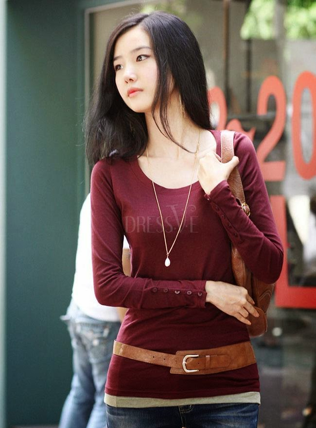 New Summer Wear T Shirts For European And Asian Teen Ages By Dressve From 2014 15