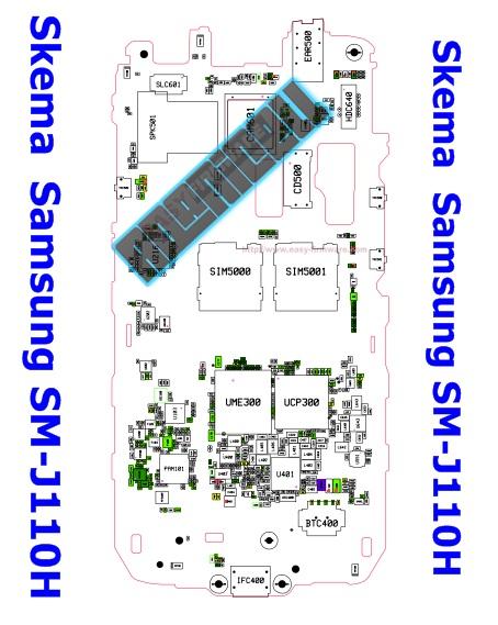 Download Skematik Diagram Samsung J1 Ace Sm