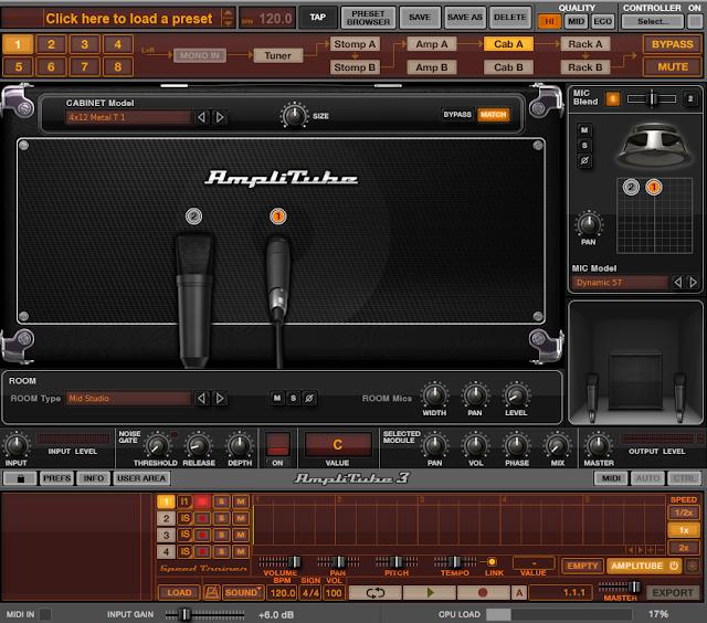 Amplitube 3 v3.9 Full