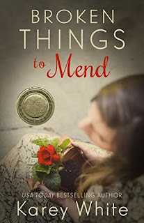 Heidi Reads... Broken Things to Mend by Karey White