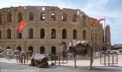 viaggiare in tunisia
