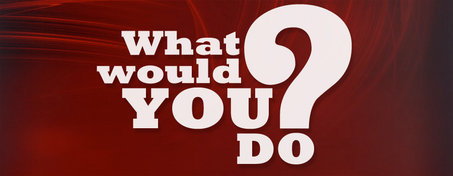 what would you do youtube - 900×350