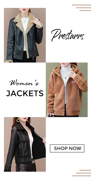 Prestarrs women's jackets