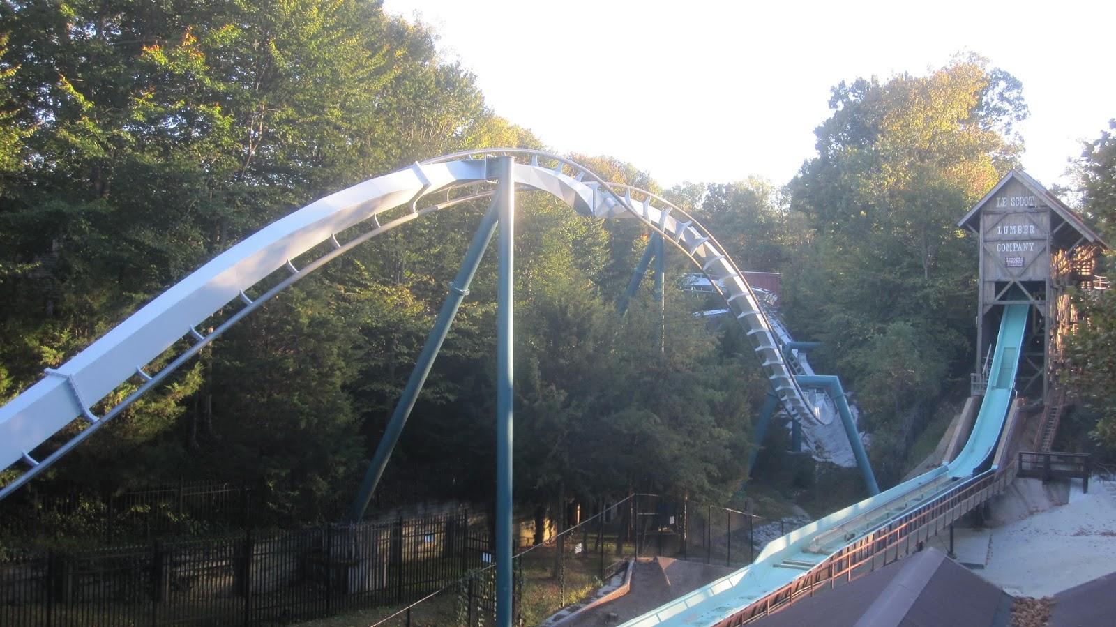 Theme Park Review ( Busch Gardens Alpengeist #4 ...