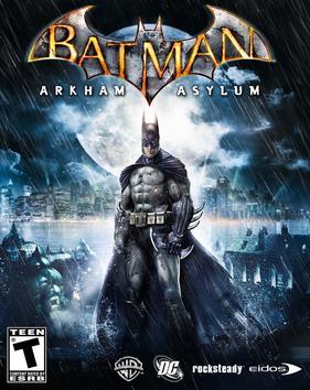Batman: Arkham Asylum PC [Game of the Year edition] (Region Free) PC