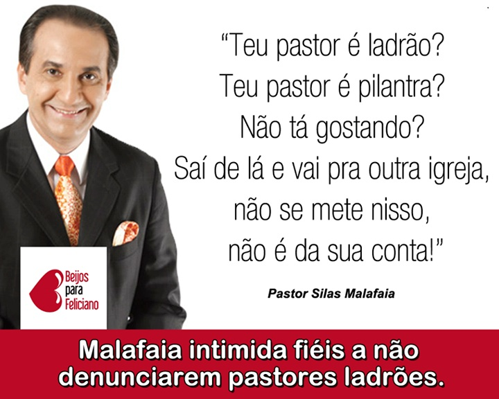 Dia Do Pastor Evangélico Idiotice Vamos Expurgar