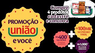 Promoção Açúcar União 2017