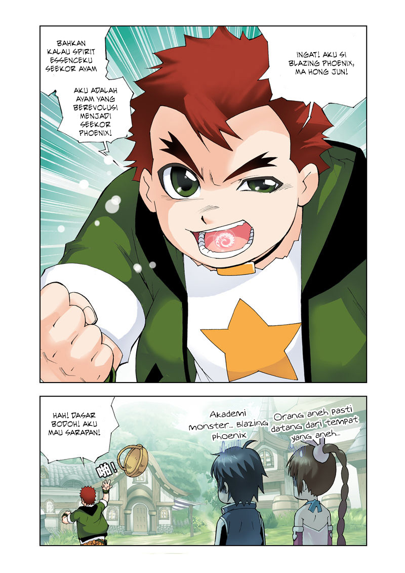 Baca Komik Manga Soul Land Chapter 17 Komik Station