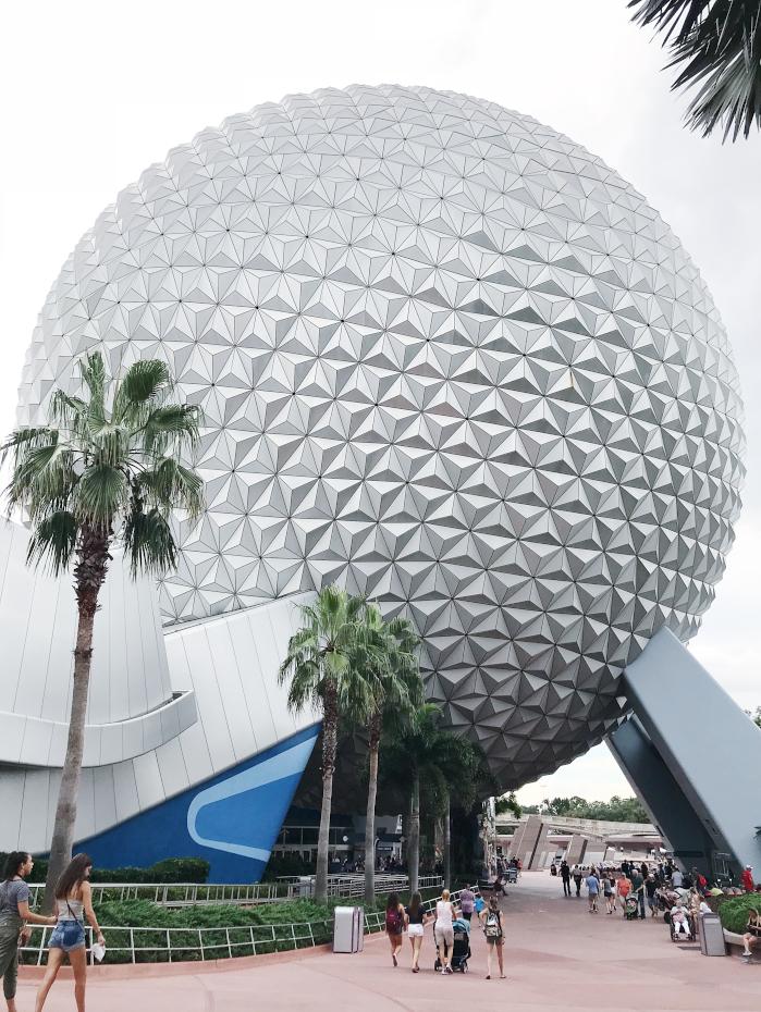 Epcot, Disney World, Florida, Favourite Park