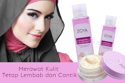 Daftar Harga Kosmetik Terbaru Zoya Cosmetics Halal