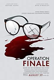 Review Crítica - Operação Final