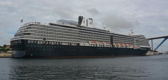 Willemstad Curacao Holland America