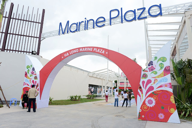Trung tâm thương mại Hạ Long Marine Plaza
