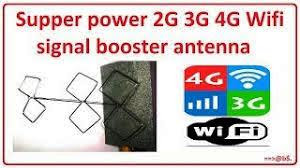 supper power 2G 3G 4G and wifi signal booster antenna