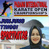 "Mailinda, ""Ayo Ramaikan Kejuaraan Padang International Karate Open Championship"""