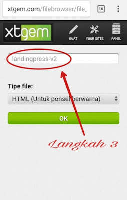 Cara Membuat Penyingkat URL Sendiri