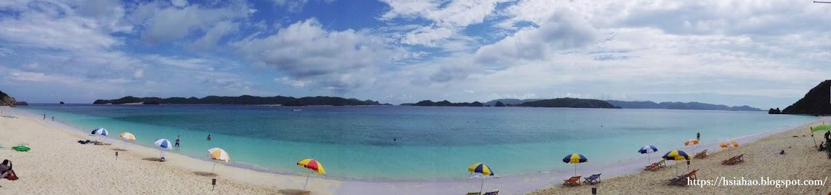 沖繩-北濱海灘-北浜ビーチ-beach-慶良間群島-座間味島-阿嘉島-景點-慶良間諸島-推薦-自由行-旅遊-Okinawa-kerama-islands-aka-zamami