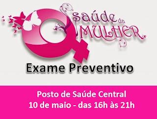 Exame Preventivo acontecerá em 10 de maio em Assaí