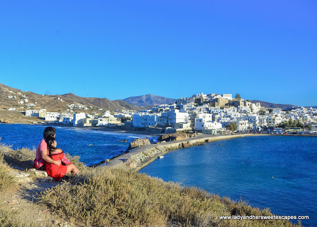 Naxos most photographed spot