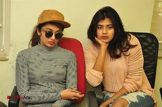 Hebah Patel Tejaswi Madivada Nanna Nenu Naa Boyfriends Movie Song Launch at BIG FM  0021.jpg