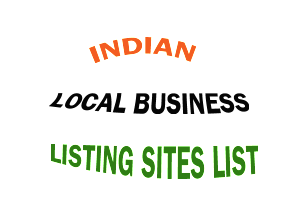 80 Free High PR Indian Local Business Listing Sites 2019