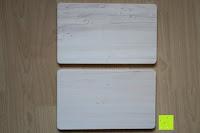 Schneidebrett hinten: Söbbeke Bio Milchreis Natur (6 x 150 gr)