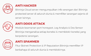 niagahoster server hosting security