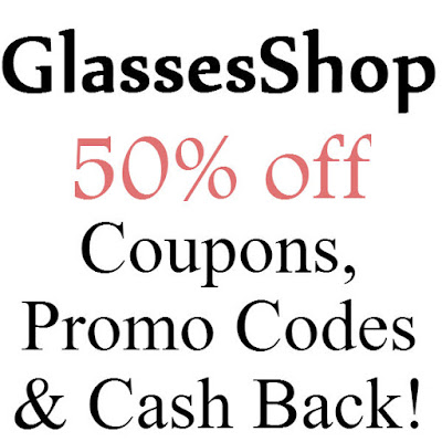 GlassesShop Promo Codes January 2016, February 2016
