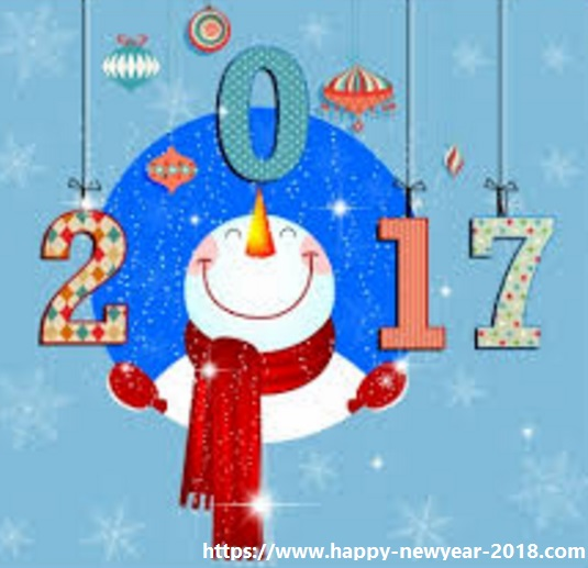 Happy New Year 2018 Cartoon Images Wallpaper - Happy New Year ...