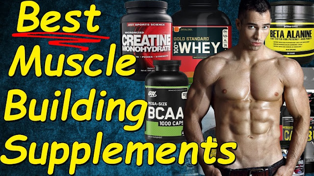 The 7 Best Supplements For Strength Athletes And Bodybuilders