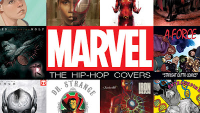 Upcoming Hip Hop Variant Covers from Marvel Comics (Marvel Now Tie-In Series)